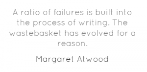 Becoming A Good Writer - How To Write - Margaret Atwood