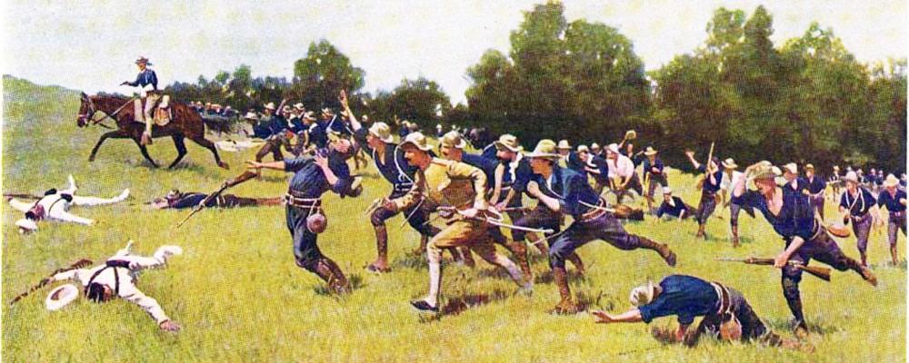 United states declaring war on spain 1898 essay