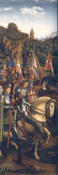 199px-Ghent_Altarpiece_E_-_Knights_of_Christ