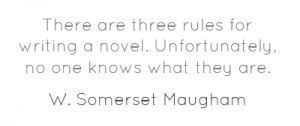 Becoming A Good Writer - How To Write - W. Somerset Maugham